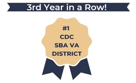 #1 CDC SBA VA District